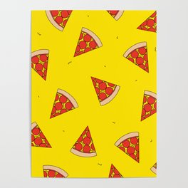 In Pizza We Crust Poster