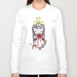 Toxic Crafts Long Sleeve T-shirt