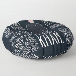 John Harrison / Khan Floor Pillow