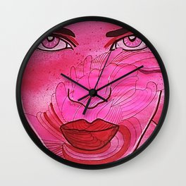 SOL 23 Wall Clock