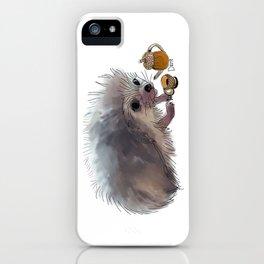 Acorn Tea iPhone Case