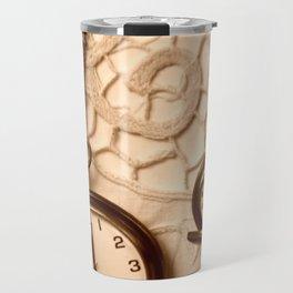 Pocket Watches Travel Mug