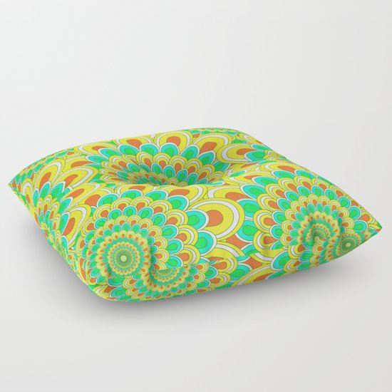 Floor Pillows Sewing Pattern : Pattern 54 Floor Pillow by Tas Lima Society6