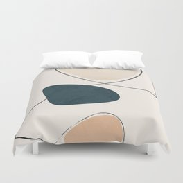 Wildline I Duvet Cover