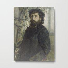 Claude Monet Metal Print