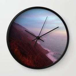 Pacific Pacification Wall Clock