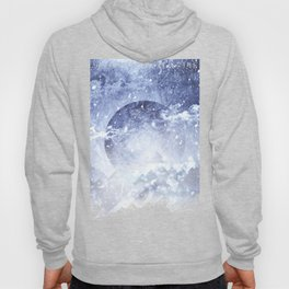 Even mountains get cold Hoody
