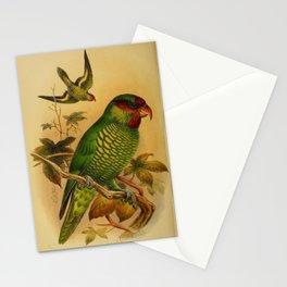 Mindanao Lorikeet trichoglossus johnstoniae Stationery Cards