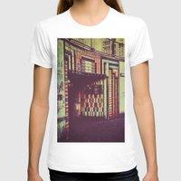 subway T-shirts featuring Subway by Efua Boakye