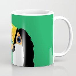 Talky Toucan Coffee Mug