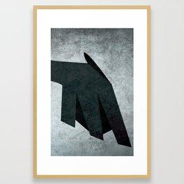 644 Framed Art Print