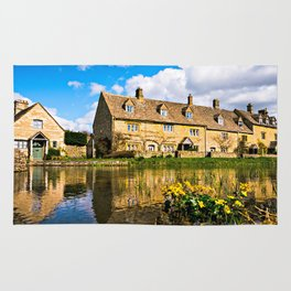Lower Slaughter (The Cotswolds) Rug