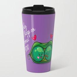 Sweet Pea Travel Mug