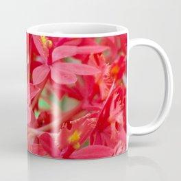 Firecracker Orchids Coffee Mug