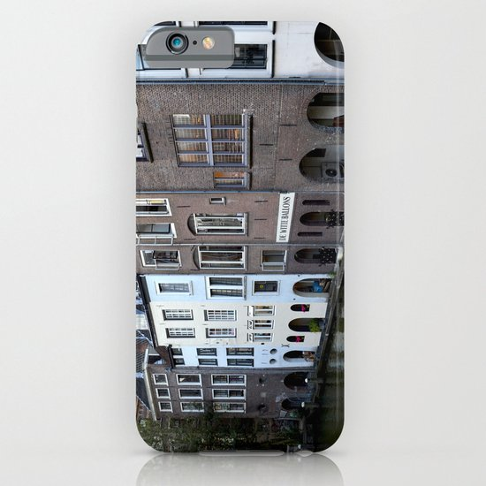Water and bricks iPhone & iPod Case