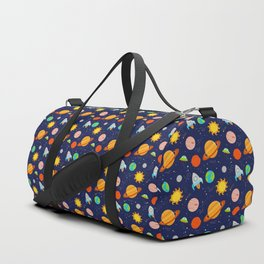 Planet Party Duffle Bag