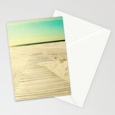 Sun and Sand Stationery Cards