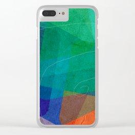 dice heap II Clear iPhone Case