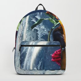 Beauty and the Beast-Rose Backpack