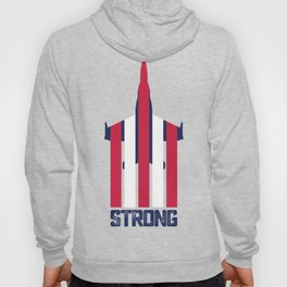 Strong Stripes Hoody