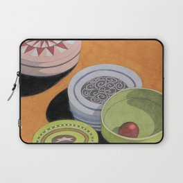 Small bowls n. 4 Laptop Sleeve