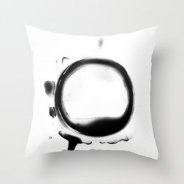 Not Everyone's Cup Of Coffee Throw Pillow