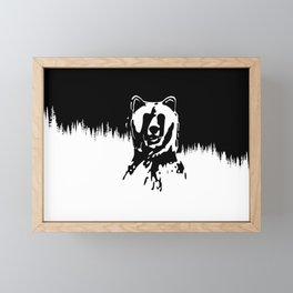 Bear Spirit Framed Mini Art Print