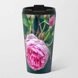 Blessing Rose Travel Mug