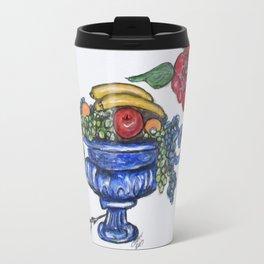 Classic Fruit Bowl Travel Mug