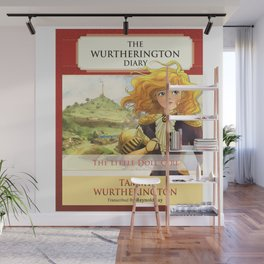 The Little Doll Girl: Cover Wall Mural