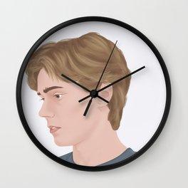 Skam | Isak Valtersen #2 Wall Clock
