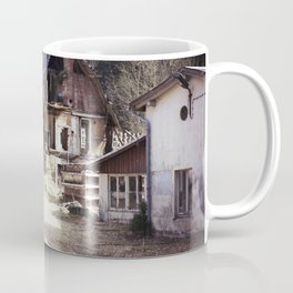 travelling east into the past Coffee Mug