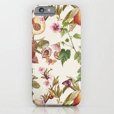 botanical fruits iPhone 6s Slim Case