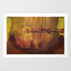 Great Outdoors Art Print