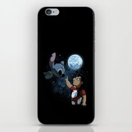How to train your alien iPhone Skin