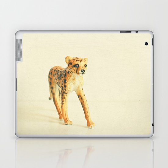 Catwalk Cheetah Laptop & iPad Skin