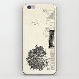Tom's Favourite Spot —Angels Knoll Park, LA —(500) Days of Summer iPhone Skin