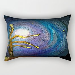 Mostly Void Rectangular Pillow