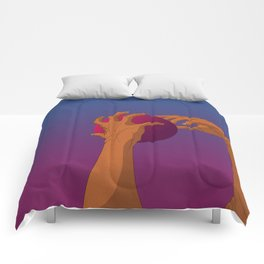 World Exchange Comforters