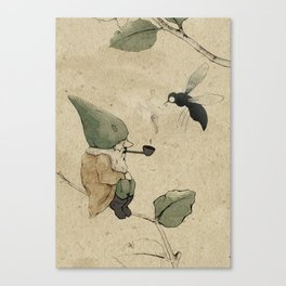 Fable #3 Canvas Print