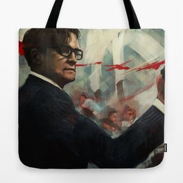 Forgive me Father for I have Sinned  / Kingsman Tote Bag