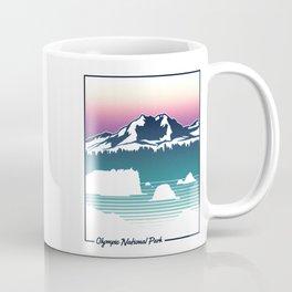 Olympic National Park Coffee Mug