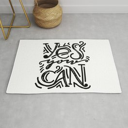 Yes you can quote Rug