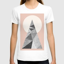 Polygon geometry XIII T-shirt