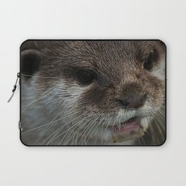 Otterly Sweet Face Laptop Sleeve
