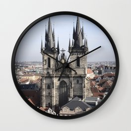 Our Lady Before Tyn Wall Clock