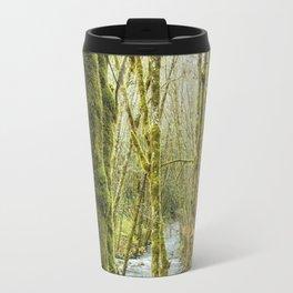 Gathering Moss Travel Mug