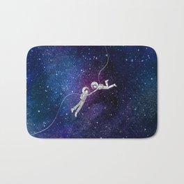 Galaxy Love Bath Mat