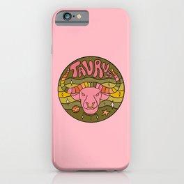 2020 Taurus iPhone Case