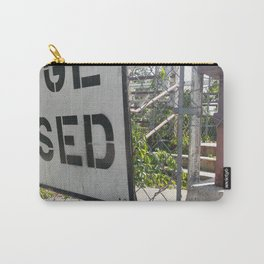 Bridge Out Carry-All Pouch